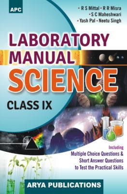 apc lab manual science class 9 arya publications horizon books rh horizonbook in Science www Com Modals 9 General Science Class
