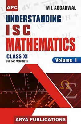 APC UNDERSTANDING ISC MATH CLASS-11 (VOL -1&2) (M L  AGGARWAL)