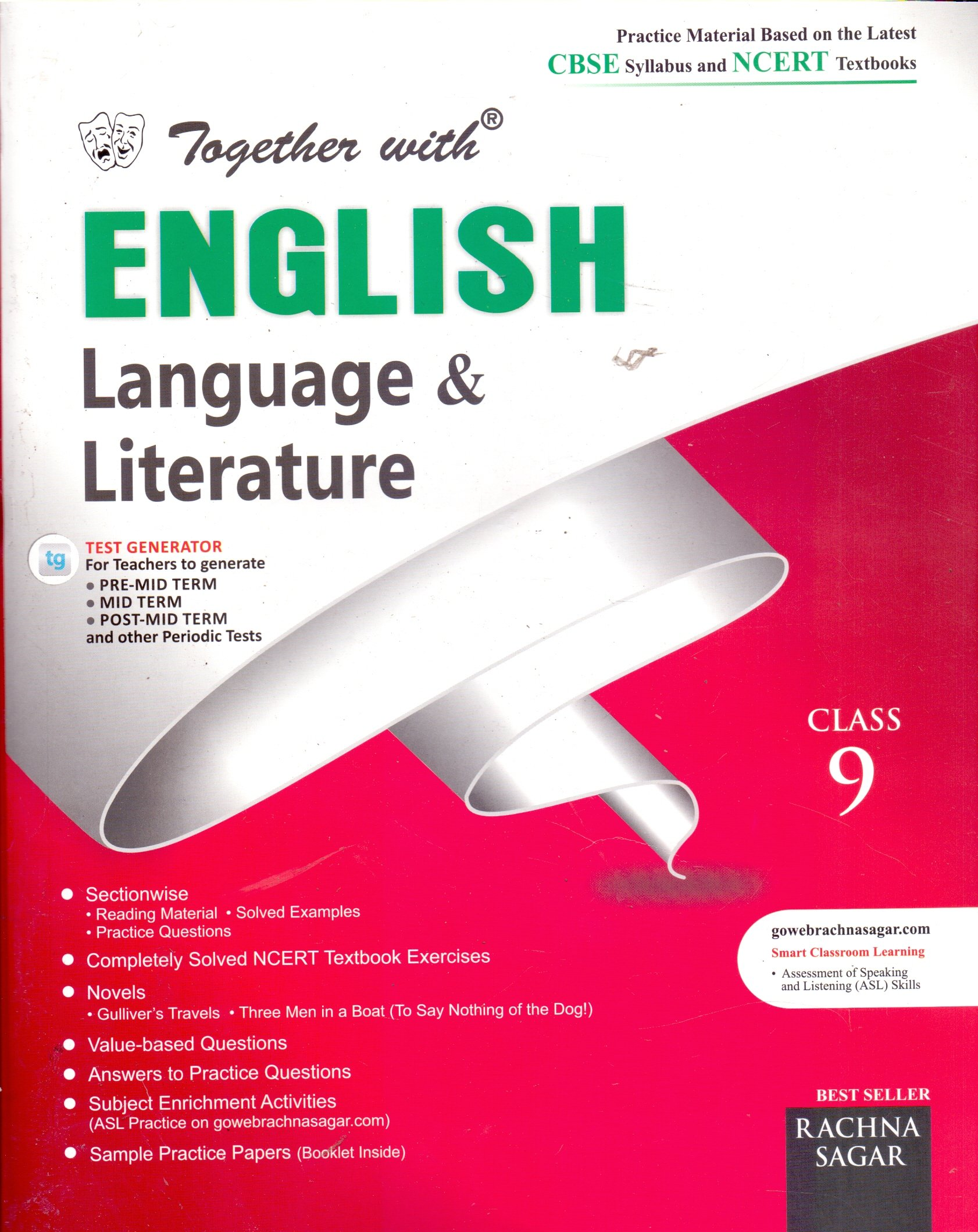 english language and literature question paper