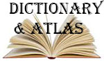 DICTIONARY AND ATLAS