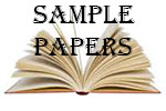 SAMPLE PAPERS ICSE/ISC